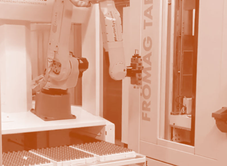 Your benefits on choosing FROEMAG CNC Machines: